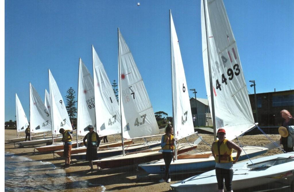 Start Sailing Adult Amp Teenage Elwood Sailing