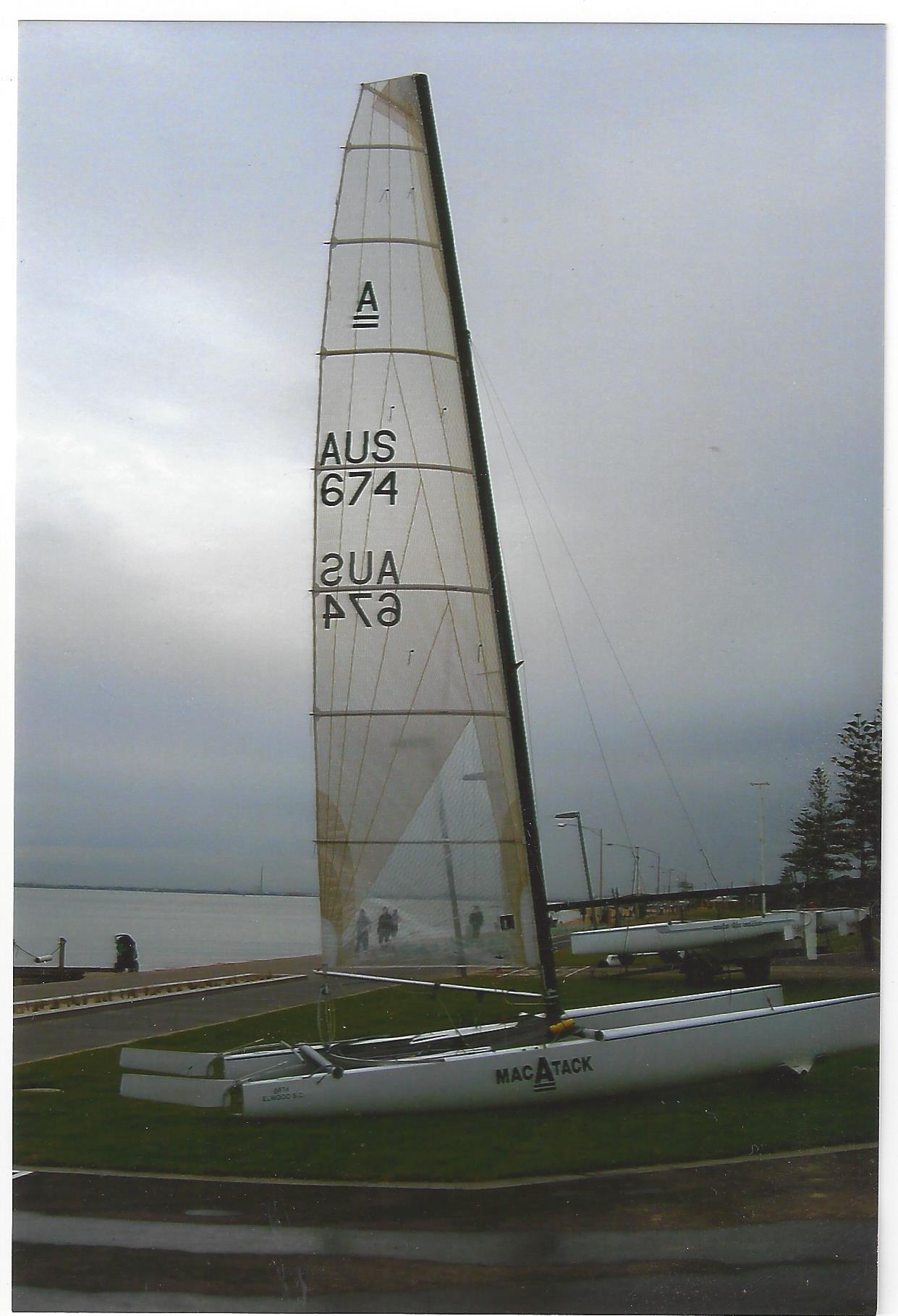 Temp Cover Insurance >> A Class catamaran for sale - Elwood Sailing ClubElwood Sailing Club